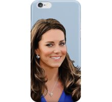 Catherine Duchess of Cambridge - aka Kate Middleton iPhone Case/Skin