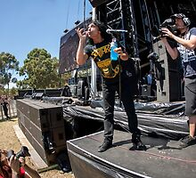 Anthrax @ Adelaide Soundwave, March '13 by bjwok