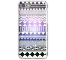 Galaxy Navajo Print iPhone Case/Skin