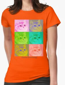 Heavy Breathing Cat T-Shirt