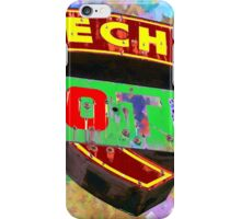 Teche Motel iPhone Case/Skin