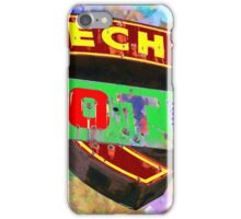 Teche Motel iPhone Case/Skin