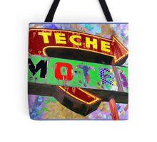 Teche Motel Tote Bag