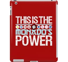 The Monado's Power iPad Case/Skin