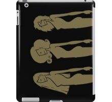 Breaker Bot Dolls iPad Case/Skin