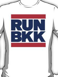 RUN BKK THAI FLAG T-Shirt