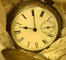 Tick Tock by Bev Woodman