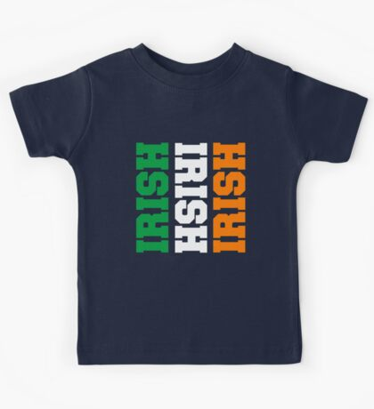 Irish Colors Kids Tee