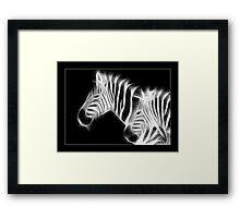 Animalia Framed Print