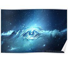 IAMI Logo Art Print - Laptop Skins Poster