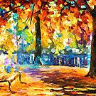 The Road To Happiness — Buy Now Link - www.etsy.com/listing/217003572 by Leonid  Afremov
