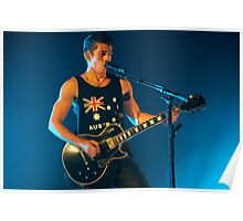Arctic Monkeys @ Entertainment Centre, January '12 Poster