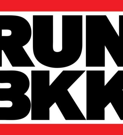 RUN BKK Sticker