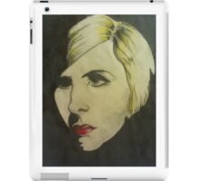 portrait of Blond iPad Case/Skin