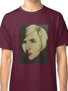portrait of Blond Classic T-Shirt