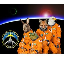 The Lylat Space Program Photographic Print