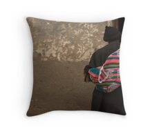 recycle, reuse, return Throw Pillow