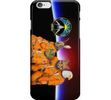 The Lylat Space Program iPhone Case/Skin