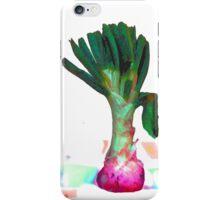 Lovely Leek iPhone Case/Skin