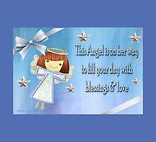 An Angel  by Ann12art
