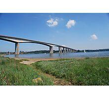 Orwell Bridge Photographic Print