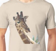 Stick your Neck Out - It's Good For You! Unisex T-Shirt