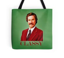 ANCHORMAN - The Legend of Ron Burgundy. Tote Bag