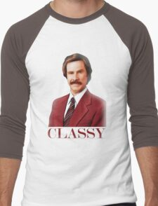 ANCHORMAN - The Legend of Ron Burgundy. Men's Baseball ¾ T-Shirt