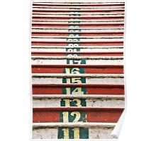 Batu cave steps Poster