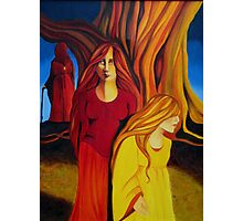 The Norns Photographic Print