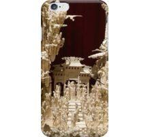 Intricate Bone Carving - China iPhone Case/Skin