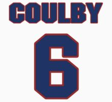 Basketball player Coulby Gunther jersey 6 by imsport
