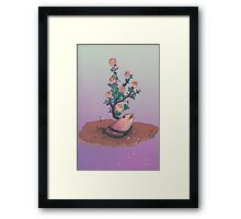 Premium natural 1  Framed Print