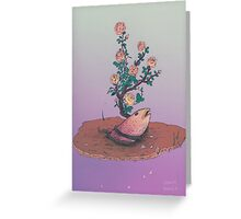 Premium natural 1  Greeting Card