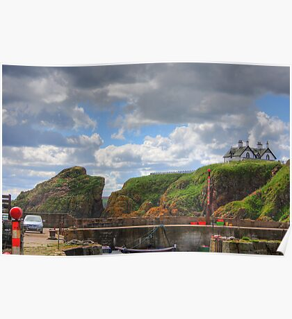 St. Abbs Harbour II Poster