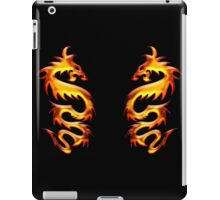 Twin Dragons iPad Case/Skin