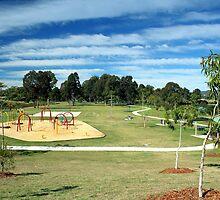 The Park by Sherrianne Talon