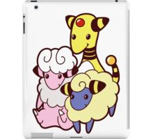 Mareep Evolutions iPad Case/Skin