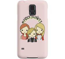 #holytrinity Samsung Galaxy Case/Skin