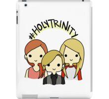 #holytrinity iPad Case/Skin