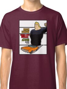Brock Samson IS MULLET! Classic T-Shirt