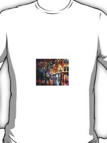 Rain In Miami — Buy Now Link - www.etsy.com/listing/175804150 T-Shirt