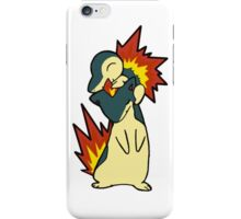 Cyndaquil and Quilava iPhone Case/Skin