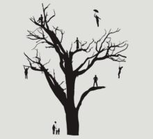 Go Climb A Tree by T-Shirt 2-U