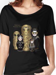 Fabulous Russian Dolls Women's Relaxed Fit T-Shirt