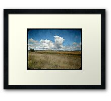 My Country, Uralla, New South Wales Framed Print
