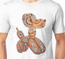 Balloon Bandana Dog Unisex T-Shirt