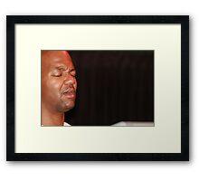 In Da Groove - Gerard Gibbs Framed Print