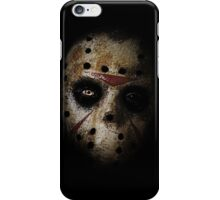 JASON! iPhone Case/Skin