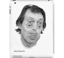 Steve Buscemi Eyes iPad Case/Skin